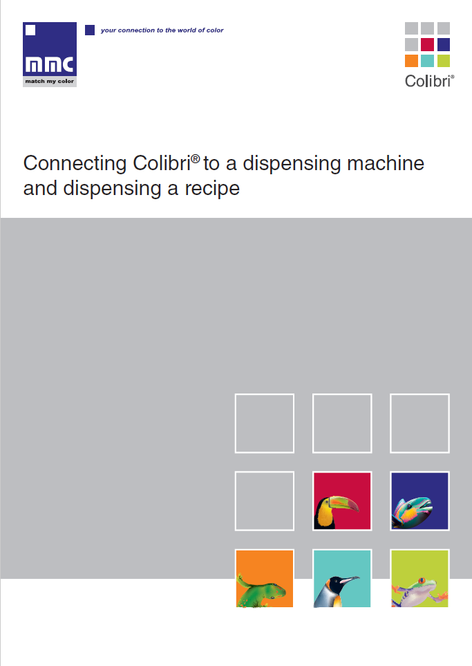 Connecting Colibri to a dispensing machine and dispensing a recipe.png